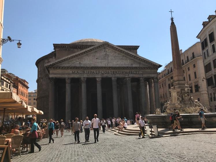 Piazza della Rotonda and Pantheon