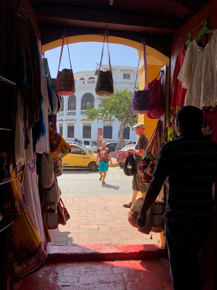CartagenaSouvenirshopping