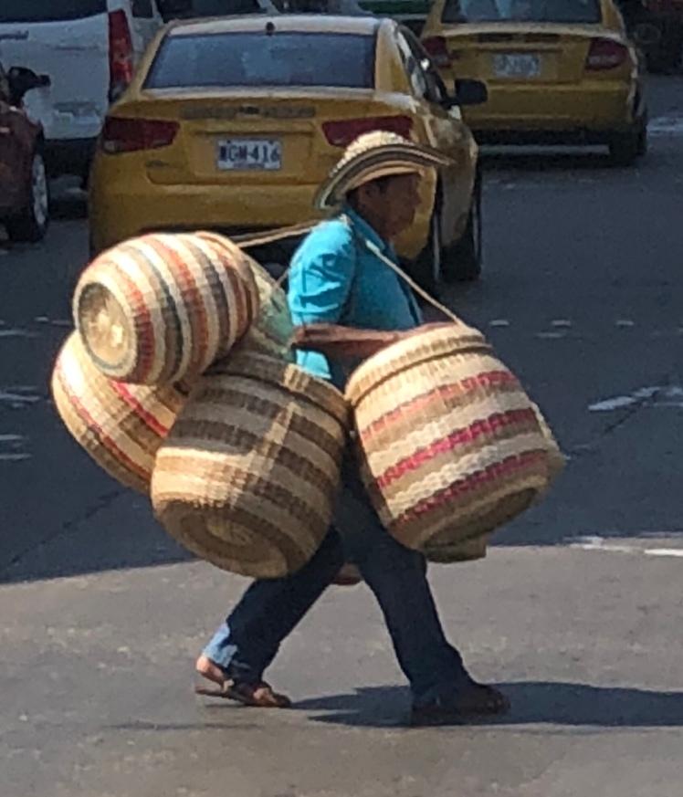 CartagenaStreetVendor