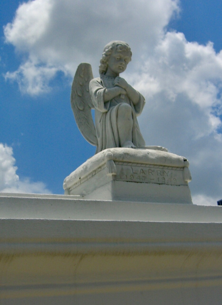 The most famous cemetery of New Orleans is St. Louis Cemetery #1
