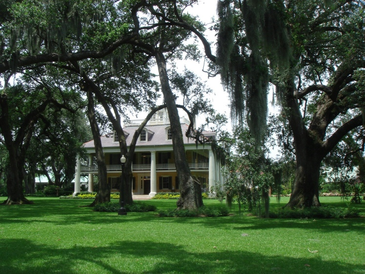Houmas House plantation in Louisiana takes you centuries back in time